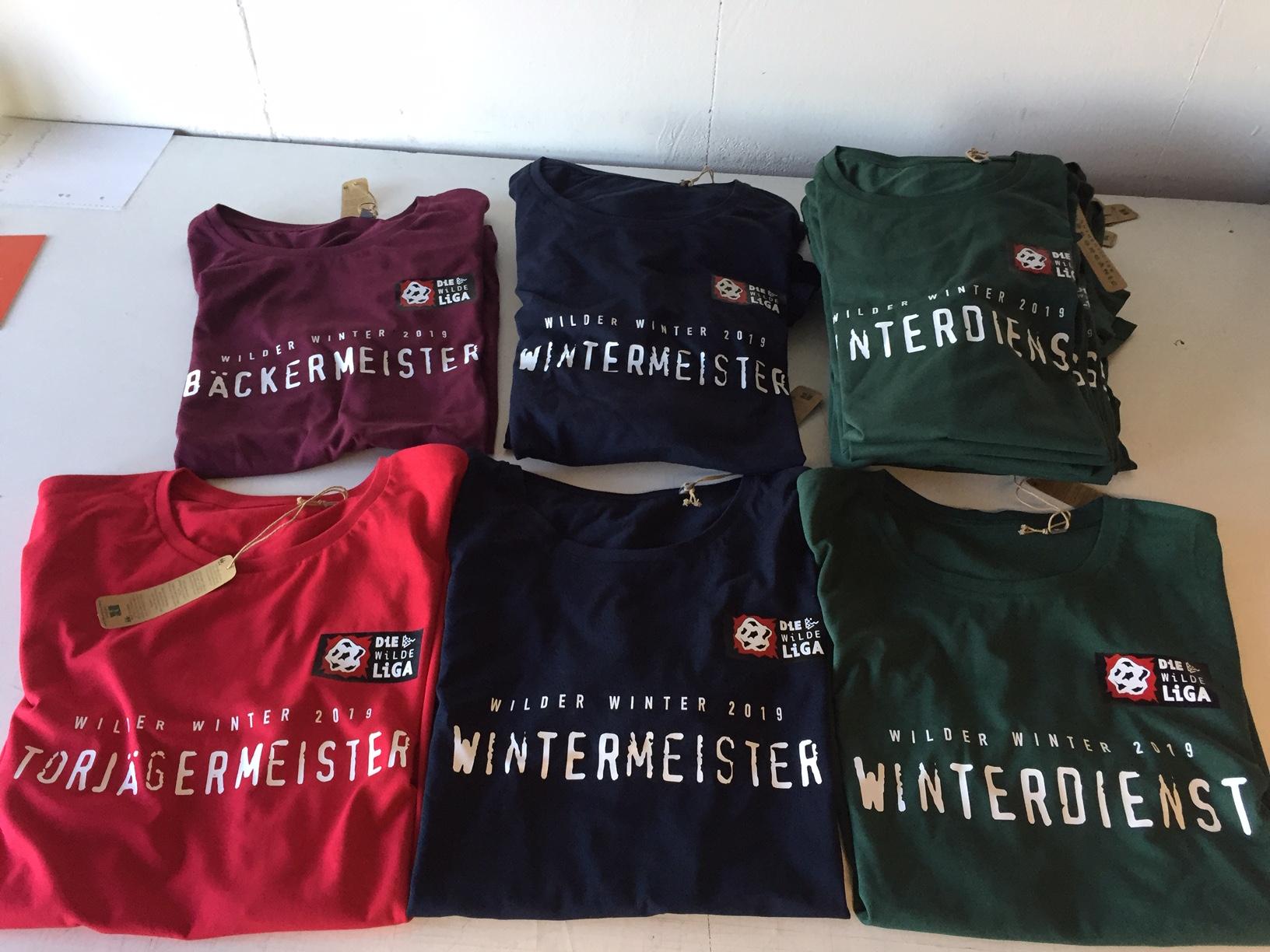 Wilder Winter2019 T-Shirts