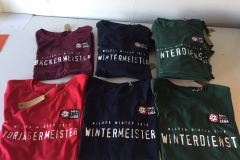 Wilder Winter2019 T-Shirts