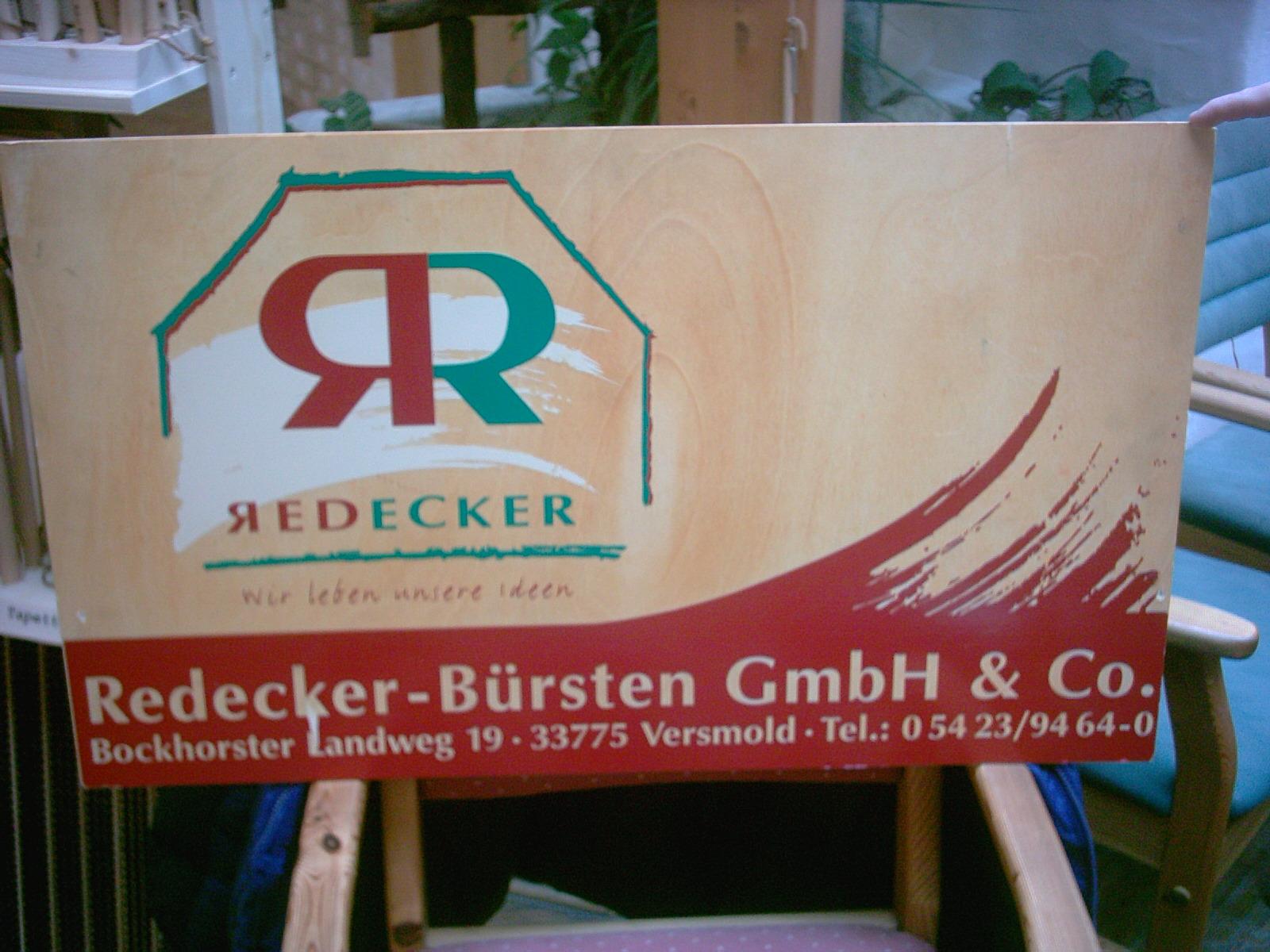 Dibond Schild mit Digitaldruck (aufkaschiert)